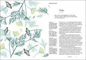 Voorbeeldpagina uit boek