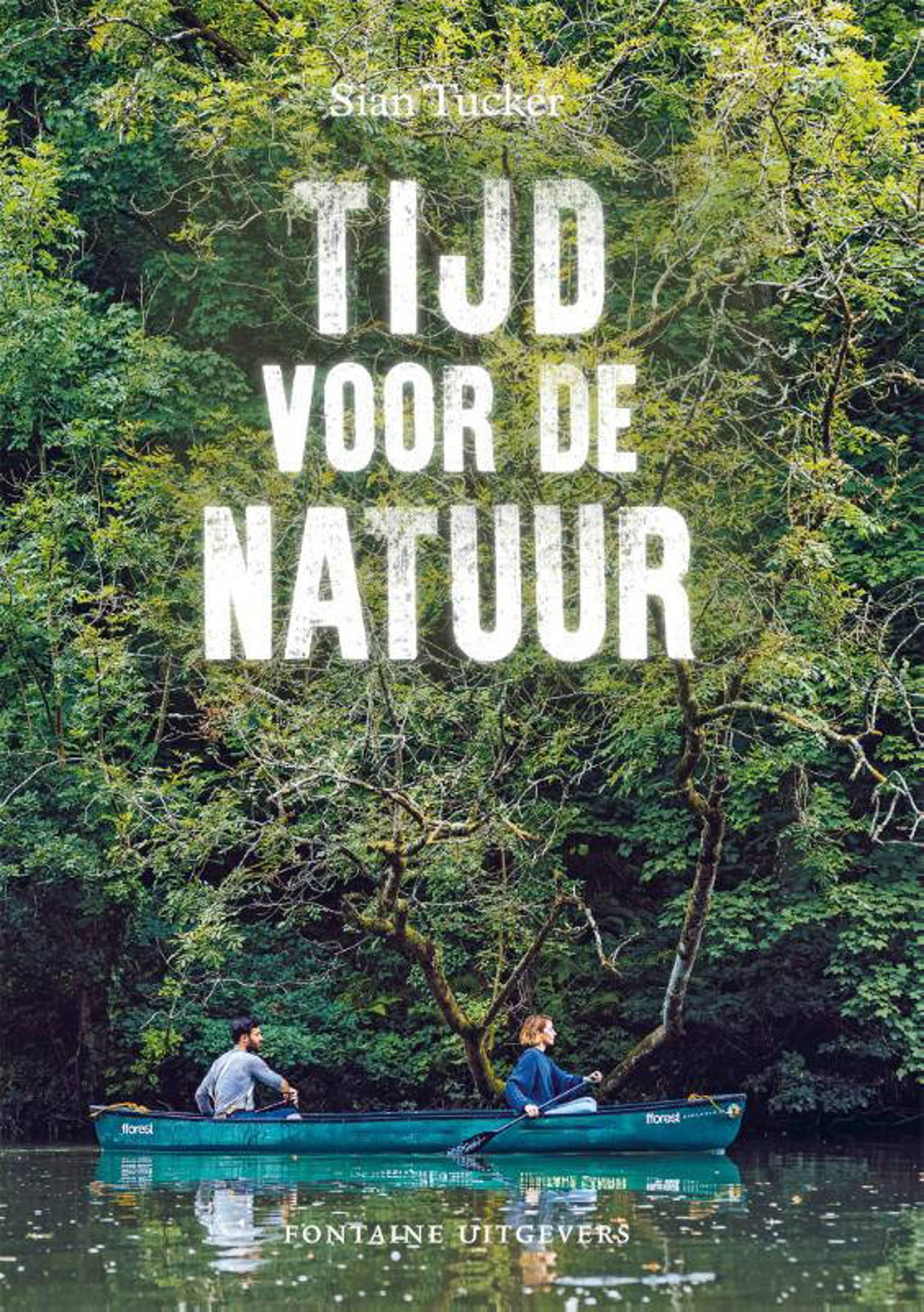 Tijd voor de natuur cover plat