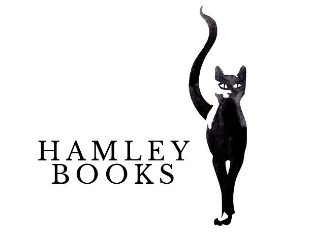 Hamleybooks logo