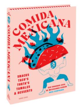 Comida Mexicana 3d