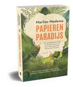 Papieren paradijs 3d