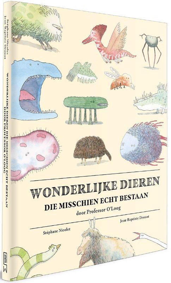Wonderlijek dieren 3d nieuw